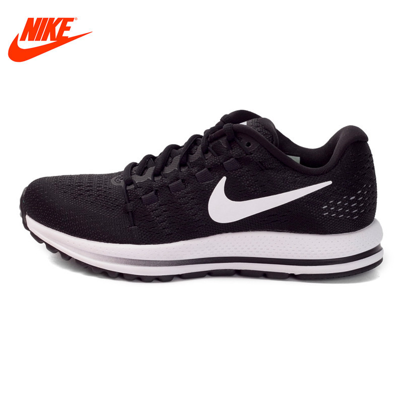 Original NIKE New Arrival 2017 Summer Breathable AIR ZOOM VOMERO 12 Women's Running Shoes Sneakers кронштейн mart 101s черный для 10 26 настенный от стены 18мм vesa 100x100 до 25кг