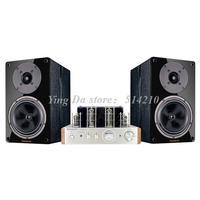 1 пара nobsound NS 1900 HiFi 5.5 дюймовый динамик пассивный динамики с 1 дюймов althorn