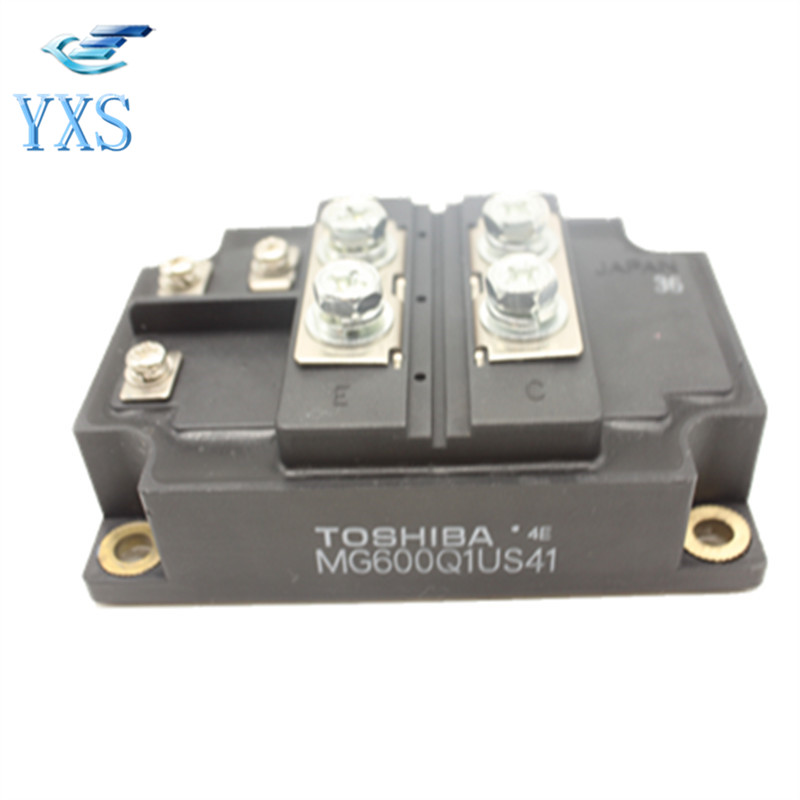 MG600Q1US41 GTR Module Silicon N Channel IGBT 1200V 600A Case 2-109E1A