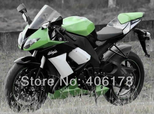 ΞVentas calientes, ZX-10R 08 09 10 ABS carenado para Kawasaki Ninja ...