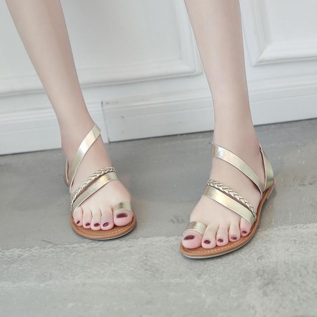 shoes woman sandals high heels women sandals flat casual shoes summer sandals women 2019 summer shoes genuine platform