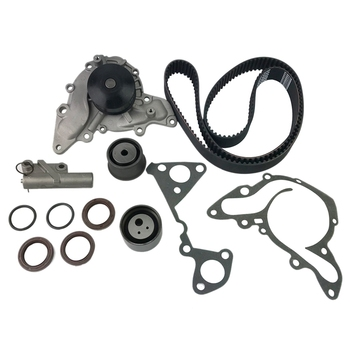 Timing Belt Water Pump Kit Replacement For Chrysler Dodge Mitsubishi 95-05 3.0L 6G72 6G73 251310649152