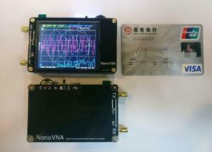 Image 3 - Livraison gratuite NanoVNA VNA 2.8 pouces LCD HF VHF UHF UV vecteur analyseur de réseau 50KHz ~ 900MHz analyseur dantenne batterie intégrée