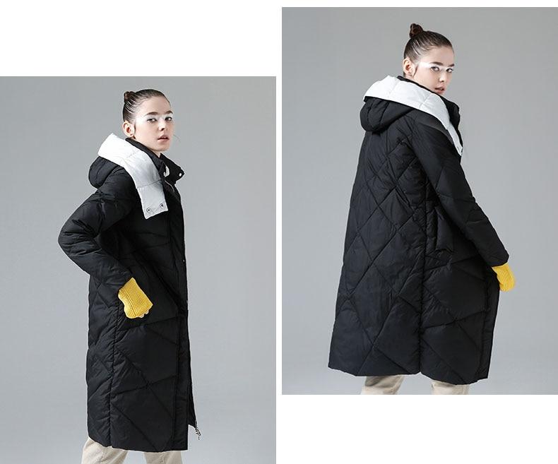 Thick Women Jacket Warm 15