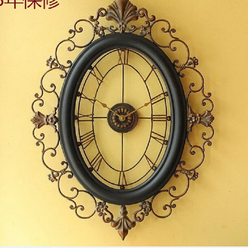 25 inches saat large wall clock reloj clock duvar saati wall clocks horloge murale relogio de. Black Bedroom Furniture Sets. Home Design Ideas