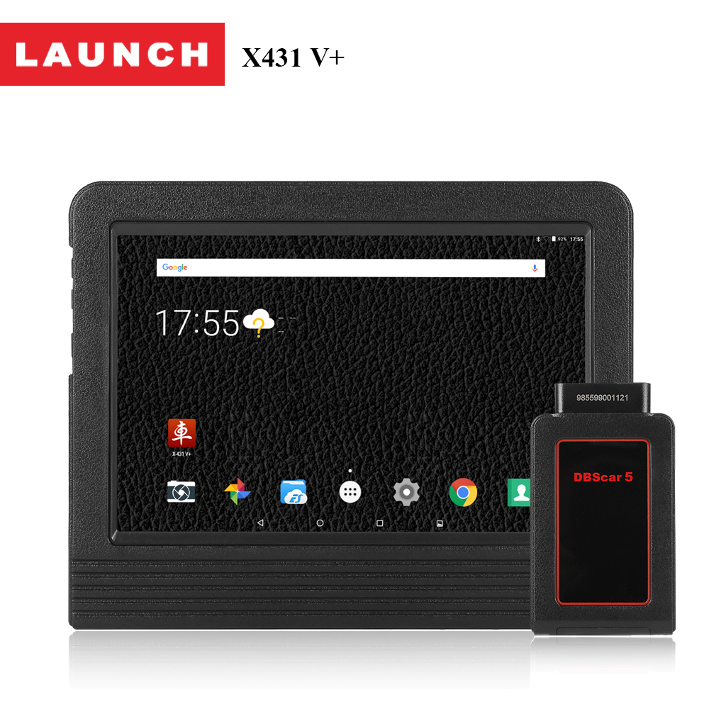 [Launch Distributor] Original Launch X431 V+ New Release Launch X431 V+ tool Full System with 2 Years Free Update OnLine