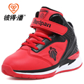 Brands Red 2016 New Fashion boy&Girls shoes children shoes Kids Warm baby winter shoes plus velvet warm high help sneakers P519