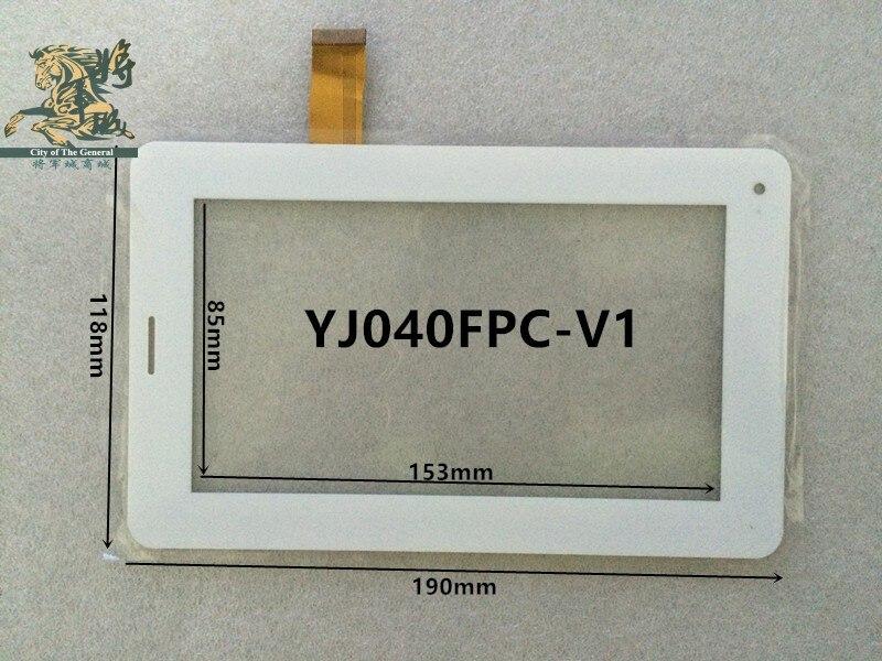 GENCTY For 7 inch YJ040FPC-V1 W-A