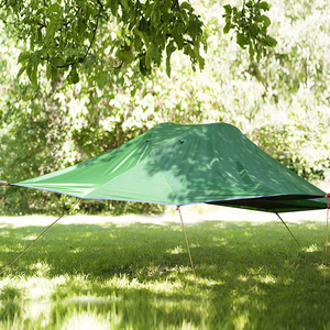 Image 3 - 220*200cm Suspended Tree Tent Ultralight Hanging Tree House Camping Hammock Waterproof 4 Season Tent for Hiking Backpacking