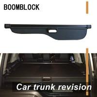 Auto Car Rear Trunk Cargo Shelf Cover For Land Rover DisCoversy 3 4 LR3 LR4 2016 2014 Security Shield Shade Car accessories