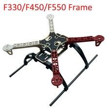 F330 F450 F550 Дрон с 450 рамой для RC MK MWC 4 оси RC Мультикоптер Квадрокоптер Heli мультиротор с шасси