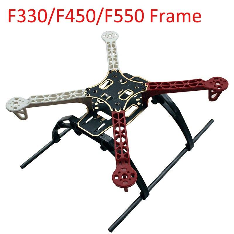 Дрон F330 F450 F550 с рамкой 450 для радиоуправляемого квадрокоптера MK MWC, 4 оси, Мультикоптер с мультиротором Heli и шасси