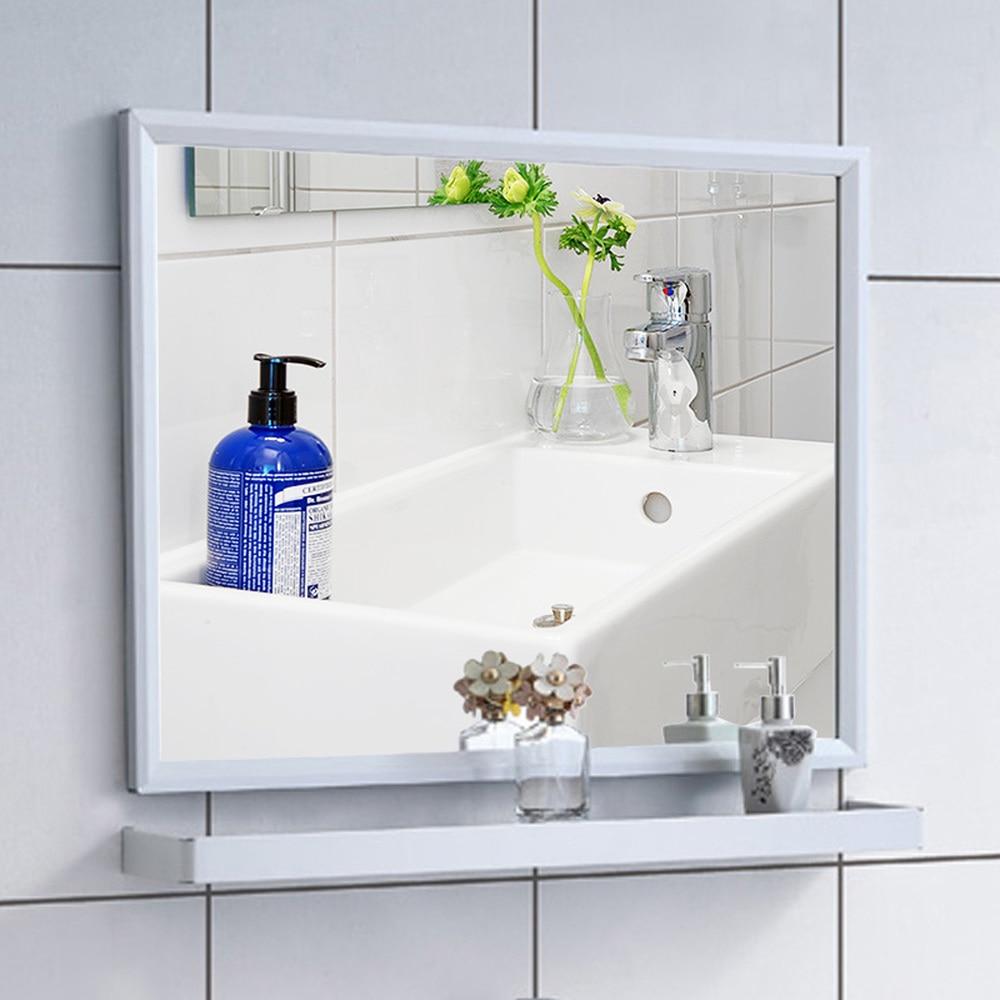 Bathroom Mirror E Aluminum Toilet