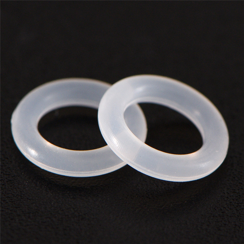 120pcs Keycaps O Ring Seal Switch Sound Dampeners For Cherry MX Keyboard Damper Replacement Noise Reduction Keyboard O-ring Seal