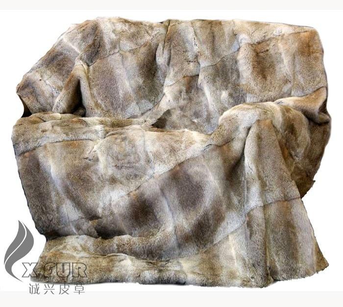 Kleed Van Bont.Us 321 48 24 Off Cx D 09a X 150x200 Cm Chinese Handgemaakte Nieuwe Konijn Natuurlijke Kleur Bont Tapijt Kleed In Livingroom Dekens Voor Bedden In