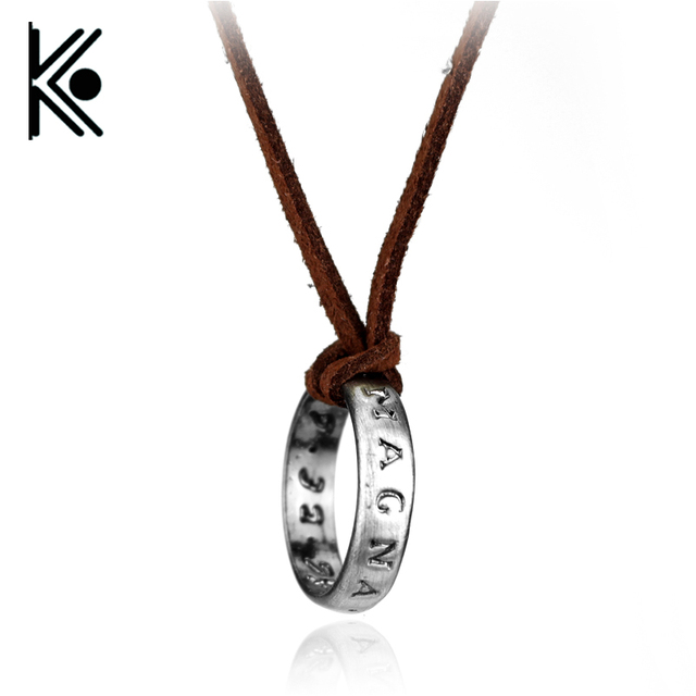 Uncharted 4 a thiefs end nathan drake pendant cord chain necklace uncharted 4 a thiefs end nathan drake pendant cord chain necklace accessories collectors edition mans jewelry aloadofball Images