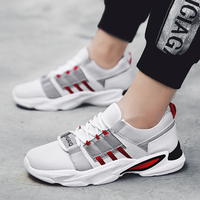 2019 new spring Korean version of the trend of men's shoes wild personality sports and leisure shoes ins hip hop shoes