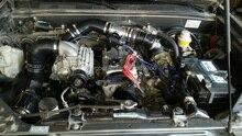 500 controlador de encendido de combustible ECU con relación al aire y soporte Universal para motor de recambio turbocompresor supercargador