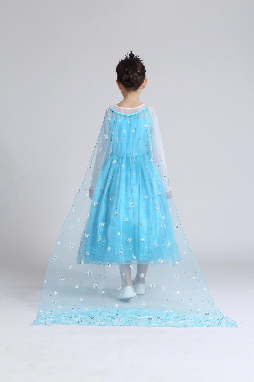 Free Shipping DHL 10pcs Wholesale Ice Princess Dresses Girl Party ...