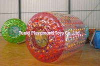 playing fun inflatable water roller ball for sale