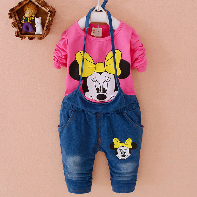 8de749ab0 hot sale spring Cute cartoon hello kitty newborn Baby girl clothing  set,children hoodies+pants 2pcs roupas de bebe baby clothes