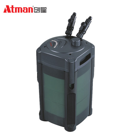ATMAN CF 600 CF 800 CP 1000 CF 1200 Fish tank external filter Aquarium water purifier
