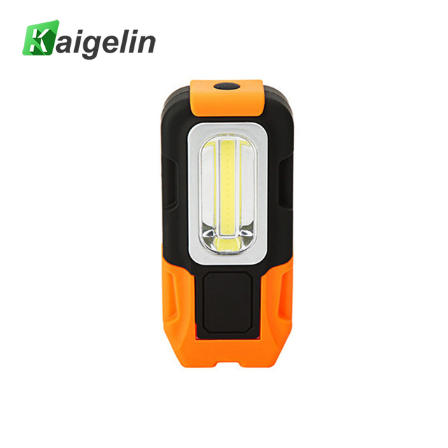 COB LED Work Light 5W Hight Bright Outdoor Camping Car Light Portable Flashlight With Adjustable Magnet For Camping Car Repair