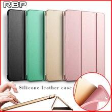 RBP caso para el ipad 2017 cubierta de la cáscara de Silicona suave para apple iPad 2017 caso 9.7 pulgadas TPU gel de silicona para el nuevo ipad 2017 caso A1822