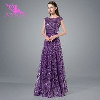 AIJINGYU Evening Dress Party Gown 2018 Elegant Formal Special Occasion Mother Of The Bride Dresses Fashion Sexy Gowns GS150