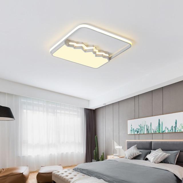 Postmodern LED Ceiling Light Fixture