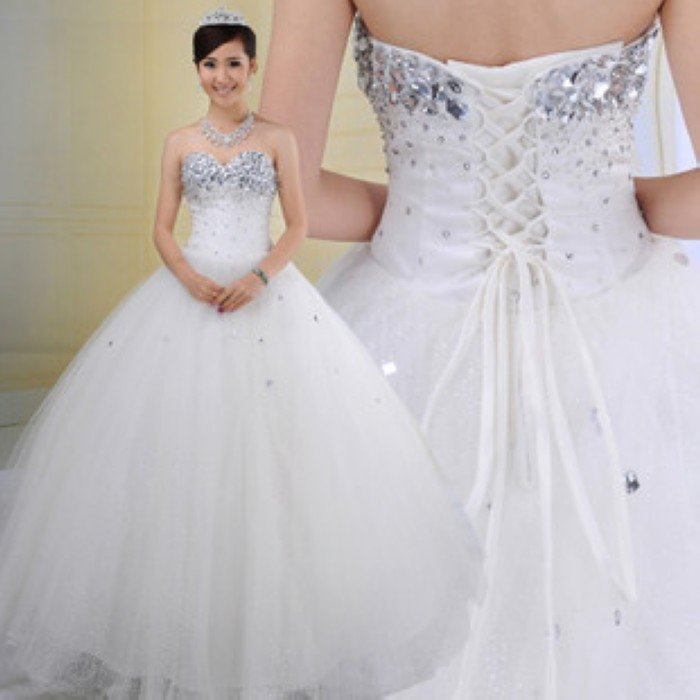 Divisoria Wedding Gowns: Best Selling Freeshipping !! 2011 New Debut Gorgerous