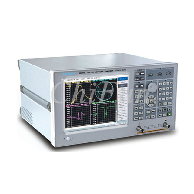 US $14599 0 |Gratten GA3632 Vector network analyzer 300KHz 3GHz , AC 90V  260V/47 63Hz