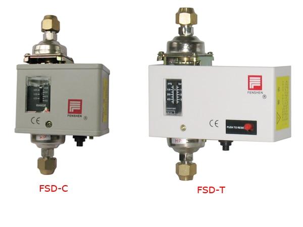 цена на Fengshen Differential Pressure Controller FSD35THE Fengshen Differential Pressure Controller Oil Level Controller