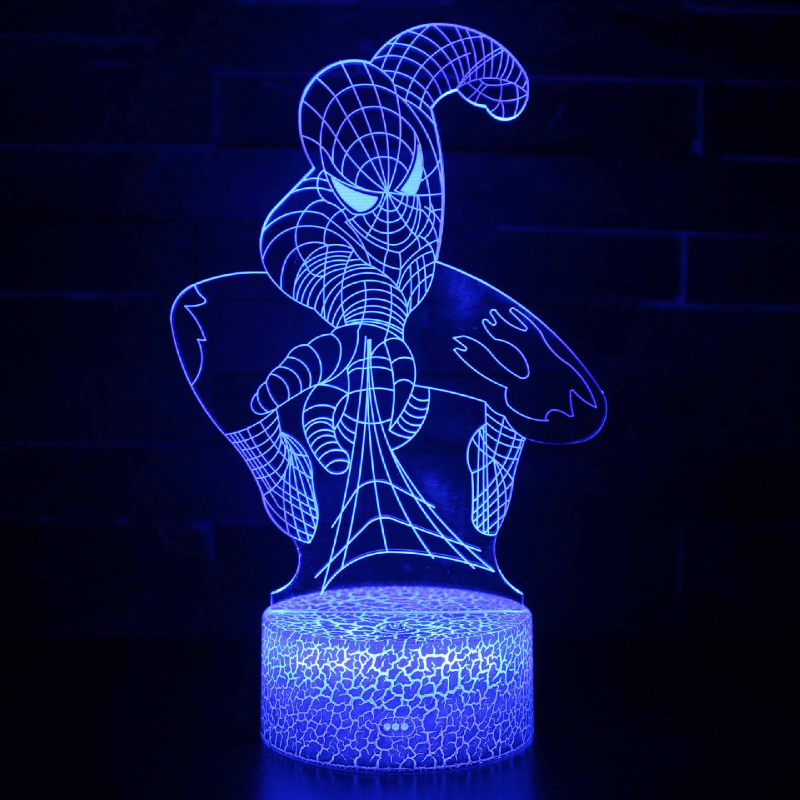 Permalink to Spiderman Glow-in-the-dark Children's Toy Toys  Hobbies Novelty  Gag Toys Glow In The Dark Toys