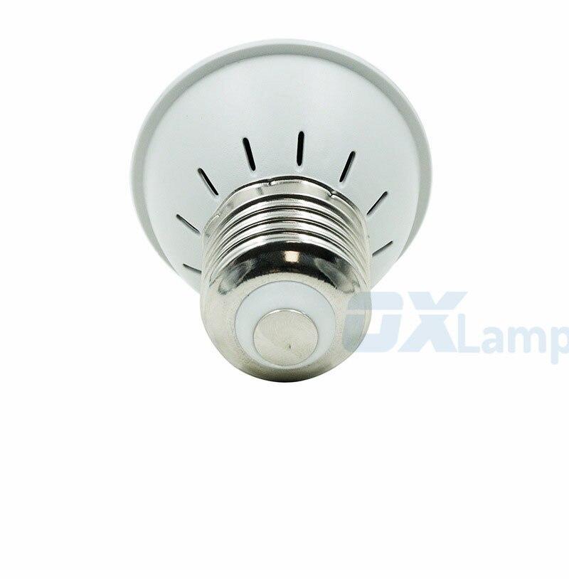 LED-växt växa ljuslampa E27 GU10 LED-växande lampa AC220V 110V LED - Professionell belysning - Foto 4