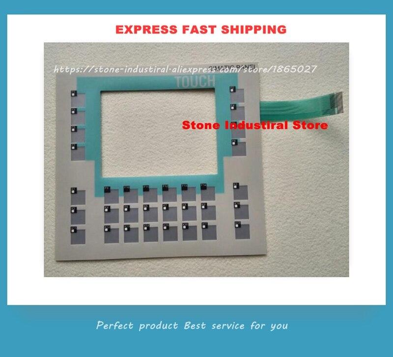 Membrane Keypad For 6AV6642-0DC01-1AX0 6AV6 642-0DC01-1AX0 OP177B Touch Screen