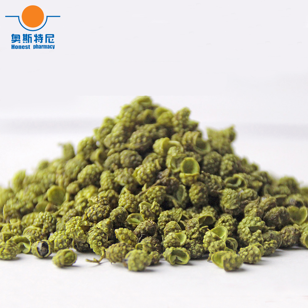 100g Free Shipping Natural Dried Sichuan Green Pepper&green Chinese Prickly Ash