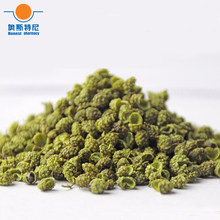 100g free shipping natural dried Sichuan green pepper&green Chinese prickly ash(China)