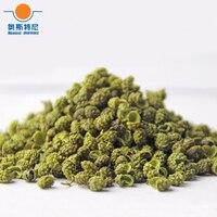 100g frete grátis natural secado sichuan pimenta verde & verde chinês espiga cinza|dried|ash|pepper -