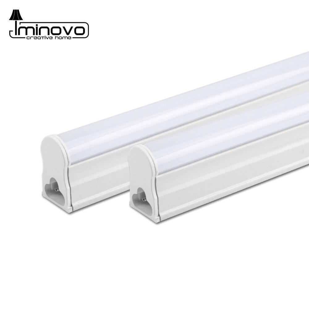 LED T5 Tube Fluorescent Integrated Light T8 Bulb 30CM 60CM 1FT 2FT Wall Lamp Lampada Ampoule Cold White 110V 220V 240V 6W 10W