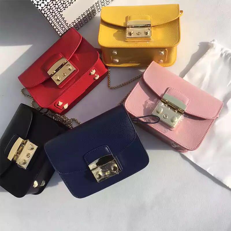Dlnxy 17cm Famous Brand Women Messenger Bags Real Cowhide Leather Messenger Bag designer bags famous brand