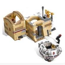 Bela 10905 legoinglys Star Wars Series Mos Eisley Cantina Building Block 400pcs Bricks Toys  Kids Gifts