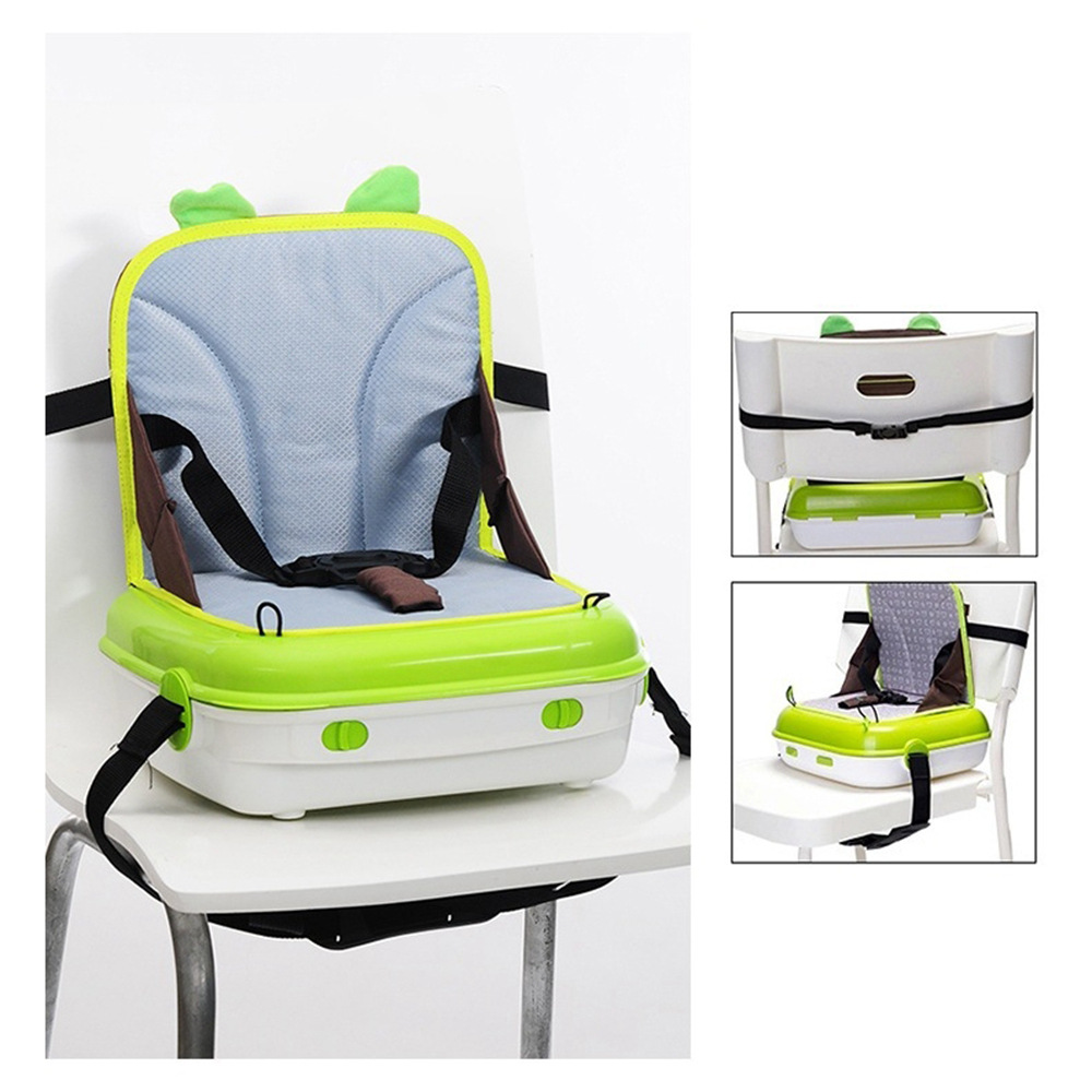 купить Baby Chair Portable Infant Seat Strap Folding Feeding Dining Lunch Travel Camping Kids Baby Chair Seat Product Dropshipping Sofa по цене 2864.05 рублей