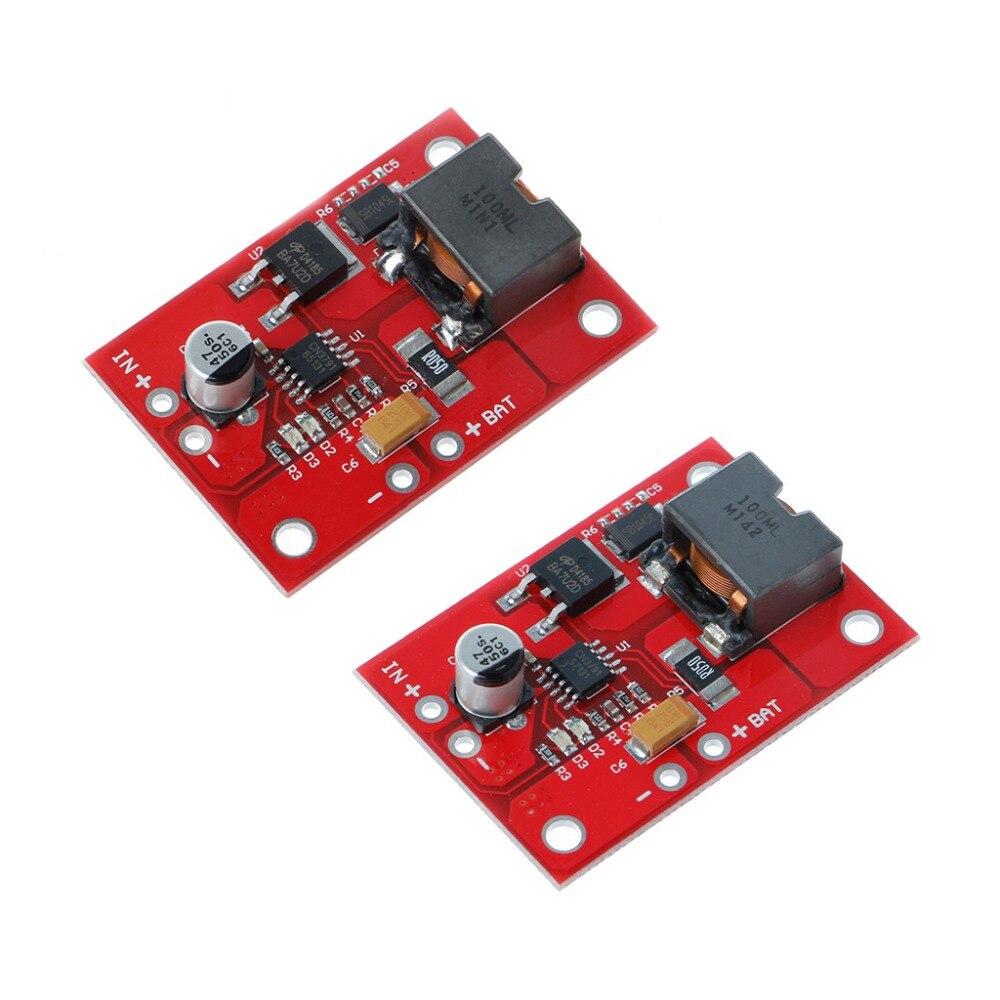 1 zelle Lithium-Batterie Lade 3,7 V 4,2 V CN3791 MPPT Solar Panel Regler Solar Controller