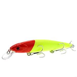 Image 4 - WLDSLURE meilleure qualité pêche Wobbler 24g/140mm naufrage méné brochet basse pêche leurres pêche isca artificiel