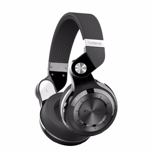 Bluedio T2+ Wireless Bluetooth 5.0 Stereo Headphone sd card&FM radio Headset with Mic High Bass Sounds(China)