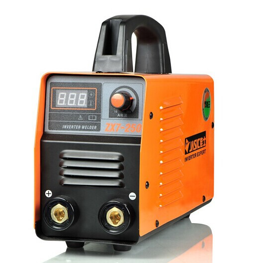 High Quality JASIC DC DC Inverter MMA welding machine ARC250 (ZX7-250) IGBT welder new 220v welding tools igbt inverter dc mma welder machine equipment device suitable 2 0 electrode with accessory and eyes mask