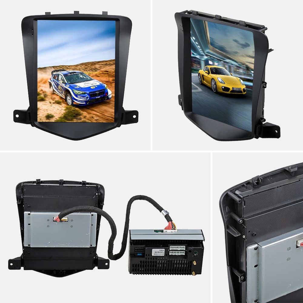 Sinosmart 9,7 дюймов Tesla стиль HD экран Android 8,1 Автомобильный навигатор gps радио для Chevrolet Cruze/Daewoo Lacetti 2008-2015