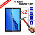9H Protective Guard Tempered Glass Tablet Screen Protector For Huawei Honor WaterPlay 10.1 MediaPad M5 Lite/C5/T5 Glossy Film