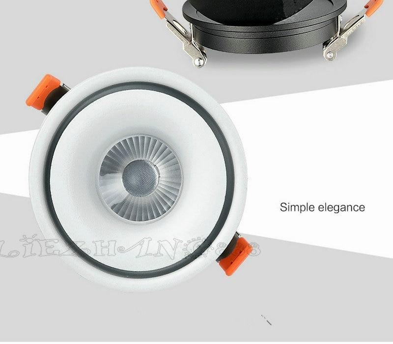 10 W AC110V 15 W Alumínio 220